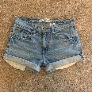 Levi's Shorts - Levi's 514 Jean Shorts
